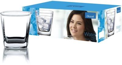 Ocean  Pack of 6  OCEAN B11007 PLAZA 195 ML Glass Set 195 ml, Glass Ocean Glasses