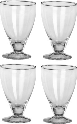 Somil Glass Set(330 ml, Clear, Pack of 12) at flipkart