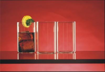 Borosil Vision Glass Medium - 295ml set of 6 Glass Set(Glass, 295 ml, Clear, Pack of 6)