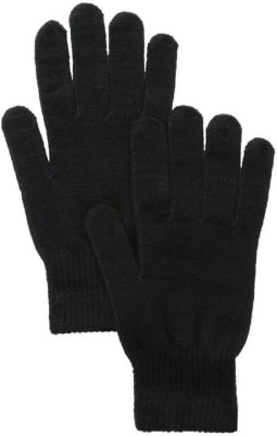 Atabz Solid Winter Men Gloves