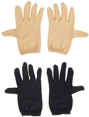 Cotson Solid Protective Men Gloves