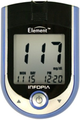 Besure Element Glucometer(Black)