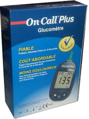 On Call Plus OCP10s Glucometer(Blue)