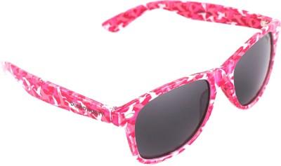 Vast Wayfarer Sunglasses(Grey)