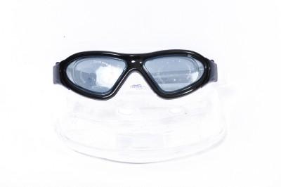 Shivallik Aqua Max 03 Swimming Goggles(Black)