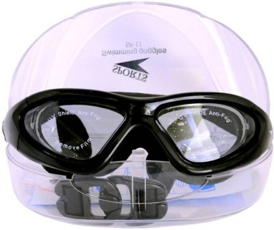 Sterling Aqua Broad Size Swimming Goggles