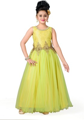 Aarika Ball Gown(Green)