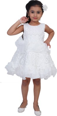 GOODY`S Flared Gown(White)