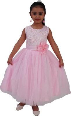 GOODY`S Flared Gown(Pink)