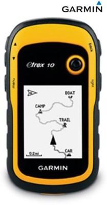 Garmin E Trex10 Handheld GPS Device(Yellow)