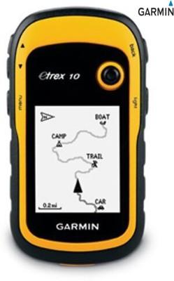 Garmin eTrex10 GPS Device(Yellow)