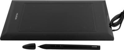 HUION K46 K46 4 x 6 inch Graphics Tablet(Black)