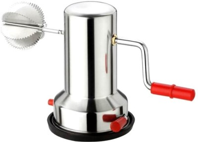 Medex Coconut Scraper With S S Body & Vacuum Base Stainless Steel Grater  available at flipkart for Rs.249