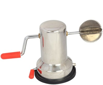 Imported Coconut Scraper Stainless Steel Grater and Slicer(Silver)  available at flipkart for Rs.180