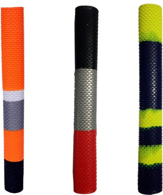 Hitmax Fishee Pattern Super Tacky Multicolor, Pack of 3 Hitmax Cricket Grips