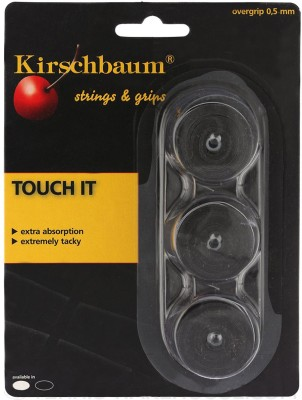 Kirschbaum Touch it Super Tacky  Grip(Multicolor, Pack of 3)