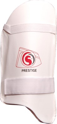 Sigma Prestige Cricket Thigh Guard White Sigma Cricket Guards