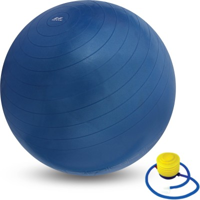 Nivia Anti Burst Gym Ball With Pump