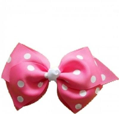 NeedyBee Flower Hair Clip(Pink, White) Flipkart