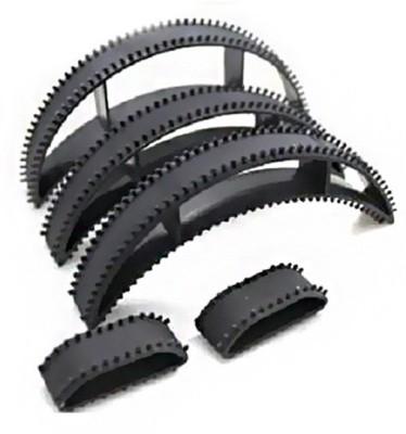 Shreeparna Set of 5 Hair Bumpit Puff Hair Accessory Set(Black)  available at flipkart for Rs.175