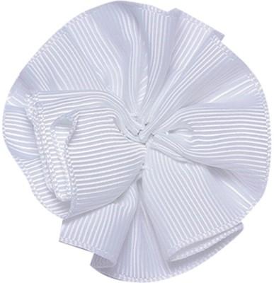 NeedyBee Flower Hair Clip(White)
