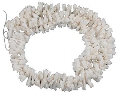 Majik Gajra Artificial Flowers Hair Band(White)