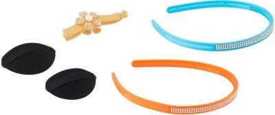 Sapna FX Hair Accessory Set Hair Accessory Set(Multicolor)