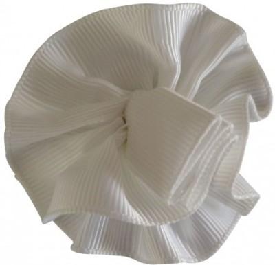 NeedyBee Flower Hair Clip(White) Flipkart