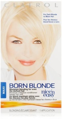 Clairol Nice N Easy Hair Color(Born Blonde) at flipkart