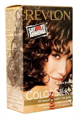 Revlon Colorsilk Hair Color(3N Dark Brown)