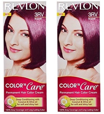 Revlon Color N Care Hair Color(Burgundy)