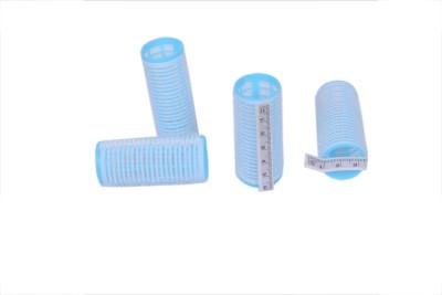 Styler Velcro 2.5x6 Hair Roller Hair Curler(Sky Blue)  available at flipkart for Rs.147