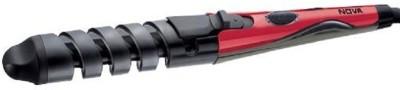 Rudraksh Enterprises Hair Curler 01 Hair Curler(Red, Black)