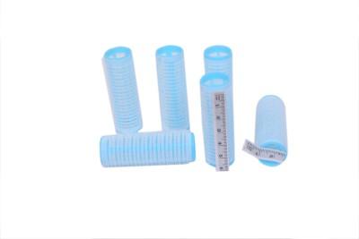 Styler Velcro 1.5x6 Hair Curler Hair Curler(Light Blue)  available at flipkart for Rs.119
