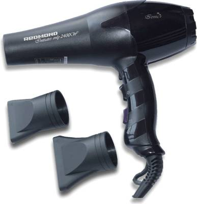 REDMOND 2400W Professional RF-503 Hair Dryer (Black)