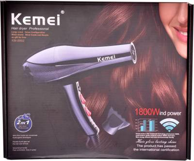 Kemei KM-8892 Hair Dryer