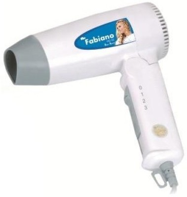 Fabiano FHRD HD-1 Hair Dryer(White)  available at flipkart for Rs.279