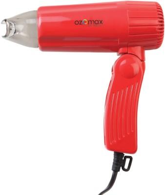 Ozomax Travel Plus 309 BL-138TZN Hair Dryer(500 W, Pink)