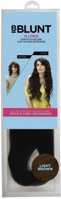 BBlunt B Long Light Brown Hair Extension