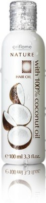 Oriflame Sweden Nature Coconut  Hair Oil(100 ml)  available at flipkart for Rs.132