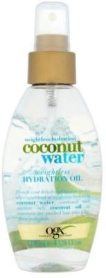 Organix Weightless Hydration Coconut Water Hair Oil(118 ml)