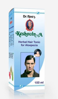 Dr.Rao's Keshovin-A(Alopecia) Hair Oil(100 ml)  available at flipkart for Rs.150
