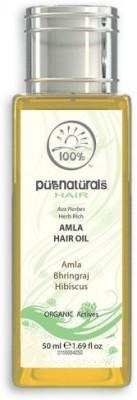 Pure Naturals Herb Rich Amla  Hair Oil(50 ml)