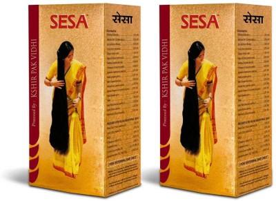 Sesa (Pack Of 2) Hair Oil(90 ml)