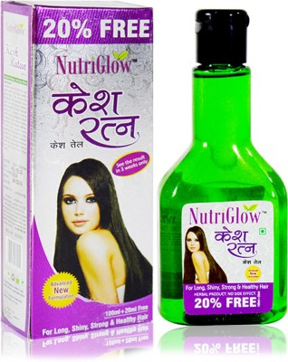 NutriGlow KeshRatan Hair Oil 100ml(Pack Of 1) Hair Oil(100 ml)  available at flipkart for Rs.152