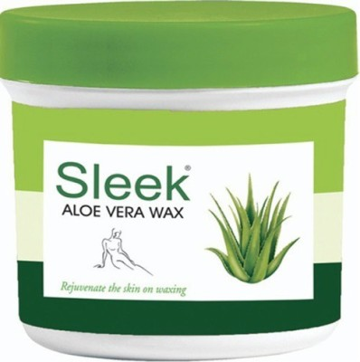 Sleek Aloe Vera wax Hair Remover Cream(250 g)