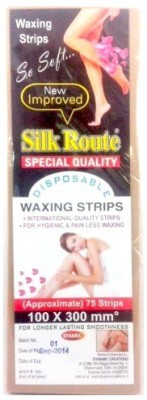 Silk Route Disposable Waxing-100*300mm Strips(75)