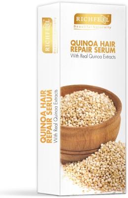 Richfeel Quinoa Hair Repair Serum(100 ml)  available at flipkart for Rs.269