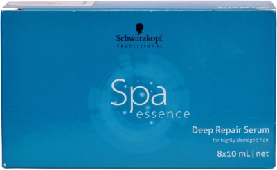 Schwarzkopf Spa Essence Deep Repair Serum 8x10ml(80 ml)
