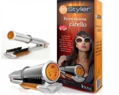 Instyler IS1001 Hair Straightener (Silver)